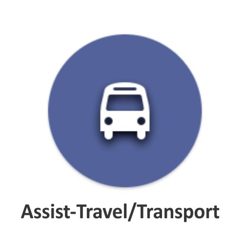 assist travel (p)