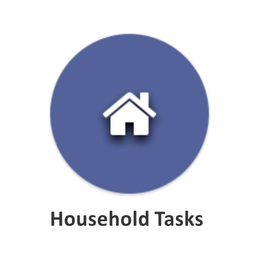 household tasks (p)